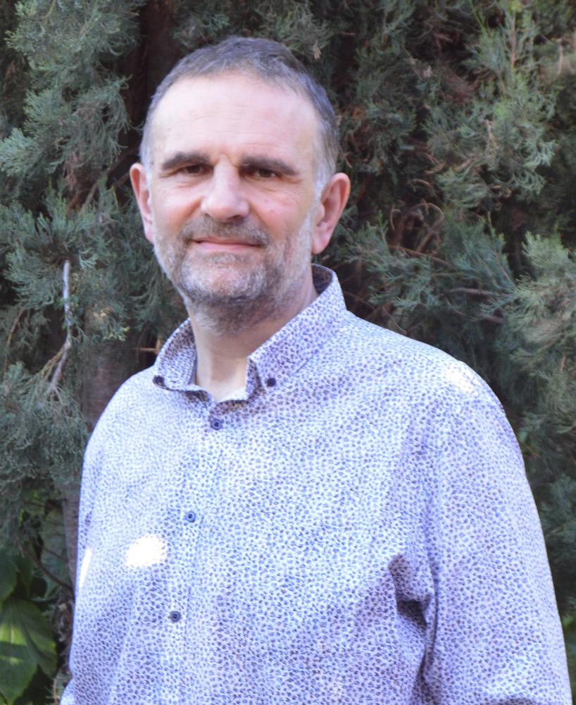 Félix Sanz, director de CEARCAL